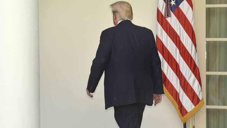 Shutdown aux Etats-Unis: les services fédéraux américains ferment faute de budget