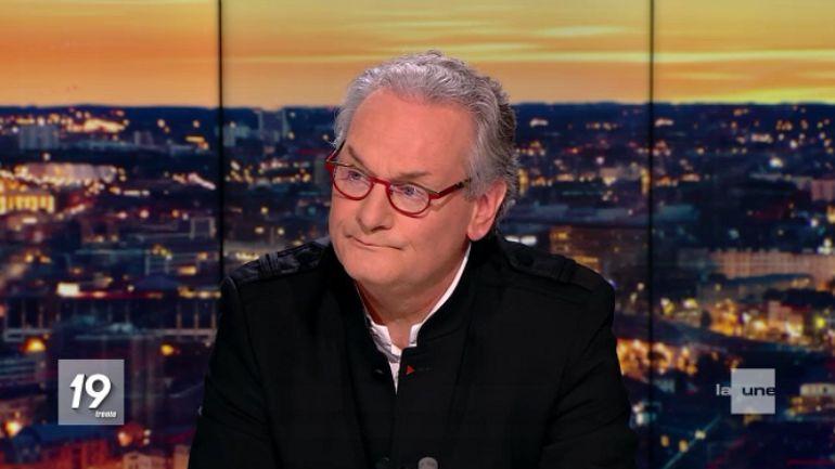"""Jean-Pascal Labille: """"Si on me propose d'être ministre, je prendrai mes responsabilités"""""""