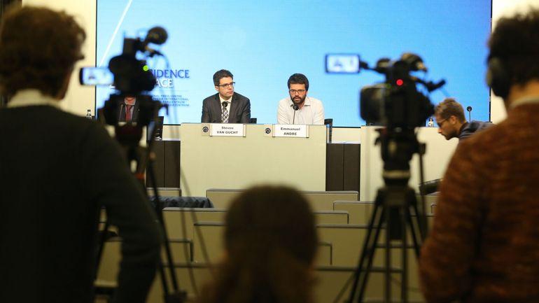 Coronavirus en Belgique: suivez la conférence de presse de 11heures de ce lundi 30mars