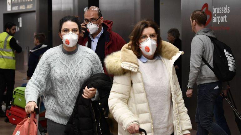 """Coronavirus en Belgique: """"La tendance du nombre de patients en soins intensifs diminue de 5% par jour"""""""