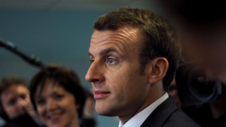 Election russe : Macron met en garde Poutine sur la Syrie et l'affaire Skripal