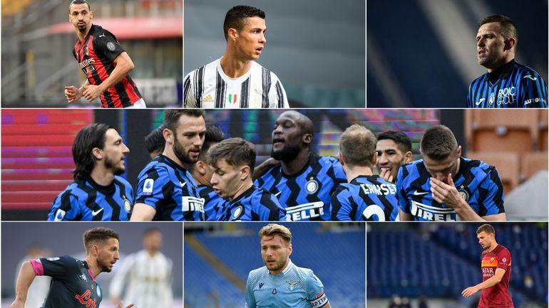 Série A : On approche du dénouement en Italie, l'Inter Milan de Romelu Lukaku fait cavalier seul