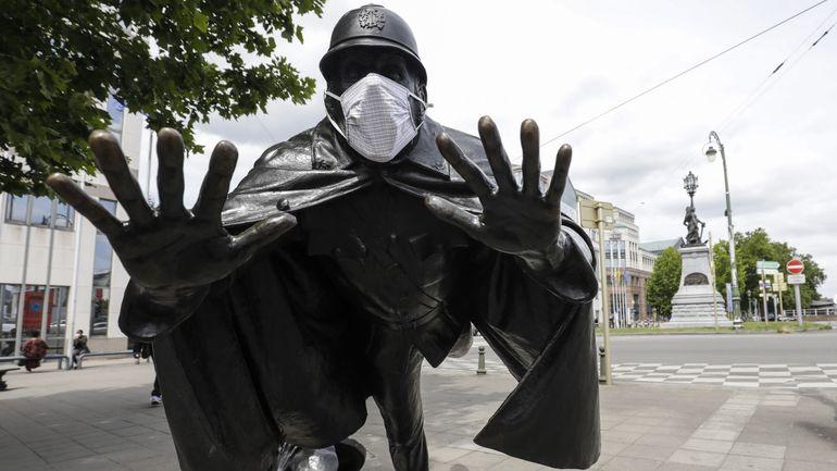 Coronavirus : déjà près de 117.000 infractions aux mesures de confinement