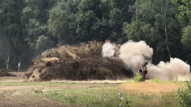 Le délicat travail des démineurs: 200 tonnes de munitions trouvées tous les ans en Belgique