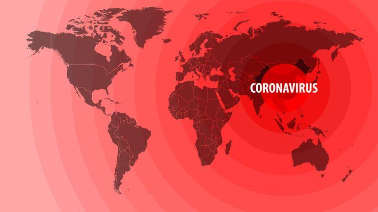 Coronavirus : le bilan de la pandémie dans le monde lundi soir