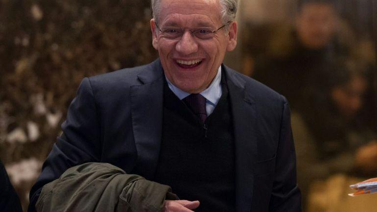 Etats-Unis: qui est Bob Woodward, le journaliste qui fait trembler les présidents?