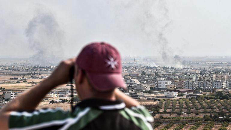 """Offensive turque: 186 interpellations en Turquie pour """"propagande"""" contre l'opération en Syrie"""