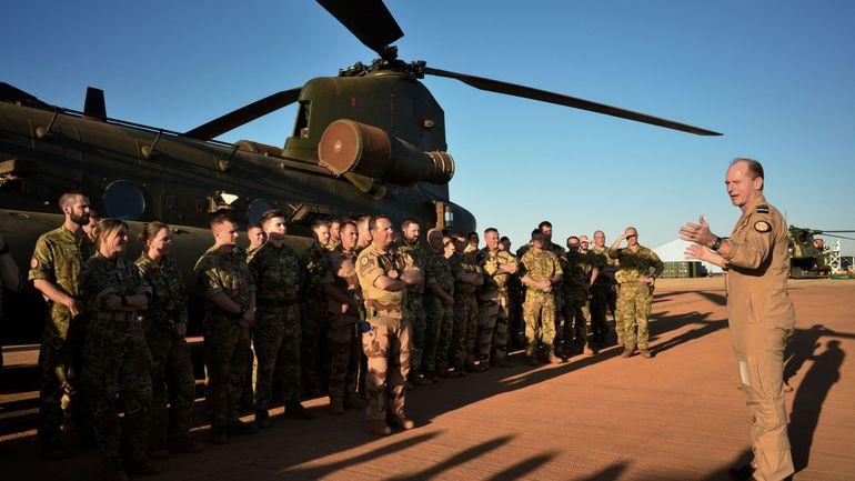 """Mali: l'opération Barkhane a """"neutralisé"""" 30 djihadistes"""
