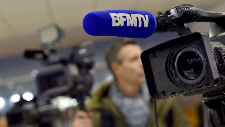 France: la maison-mère de BFMTV et RMC prépare un plan social