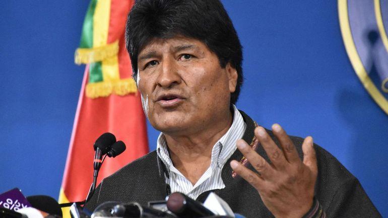 Contestation en Bolivie: Evo Morales dans un avion pour le Mexique, qui lui a offert l'asile