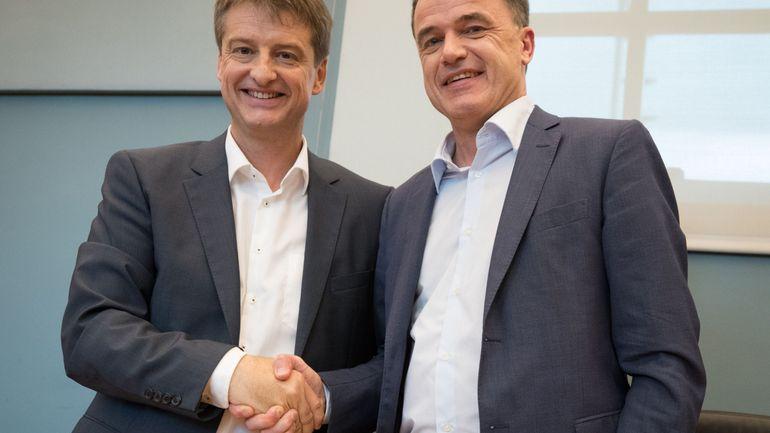 Olivier Chastel contre Benoit Lutgen: face-à-face entre ex-présidents de parti pour le troisième « Duel »