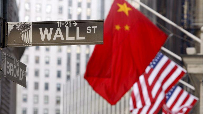 La Chine va prendre de nouvelles mesures contre les USA