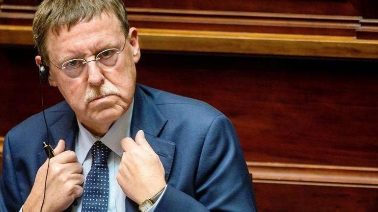 Siegfried Bracke rempilerait volontiers à la présidence de la Chambre