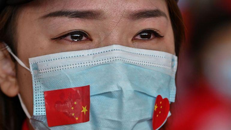 Coronavirus en Chine: le bouclage de Wuhan est levé, euphorie dans le berceau de la pandémie