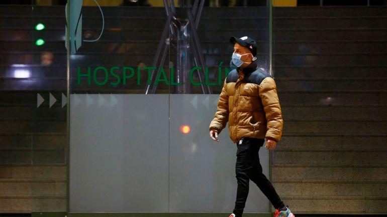 """Coronavirus: les professionnels belges de la santé se mettent d'accord pour cerner ce qu'est un """"cas suspect"""""""