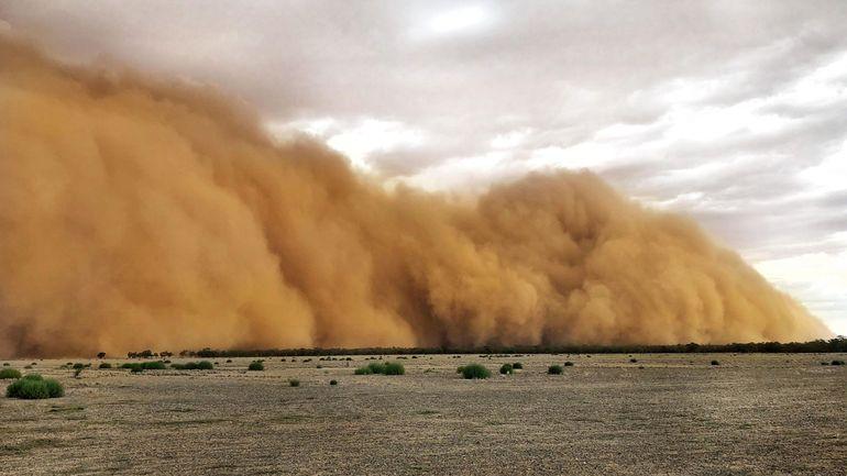 Incendies, inondations, tempêtes de poussières: l'Australie observe une succession de phénomènes climatiques extrêmes
