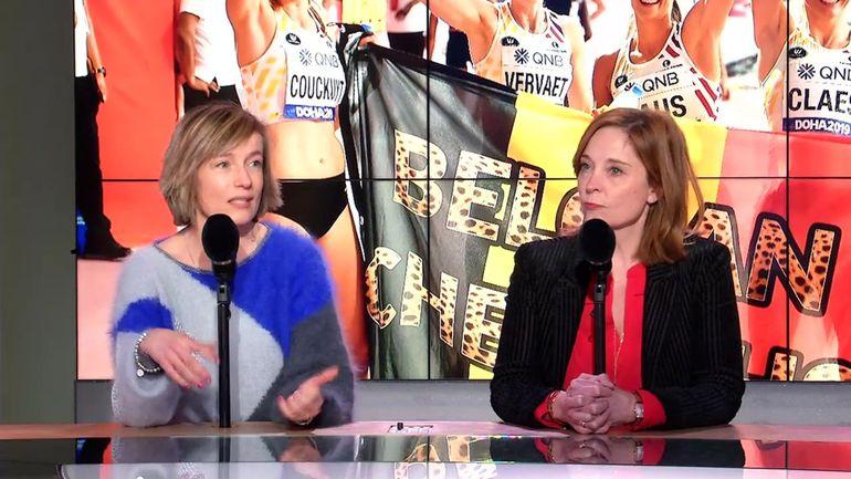 Dans le sport, les femmes continuent de marquer des points