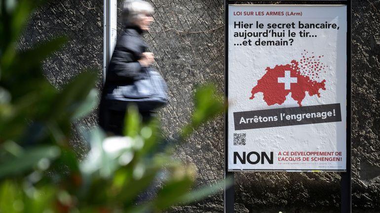 Les Suisses ont adopté par référendum une réforme fiscale à plus de 66% des voix