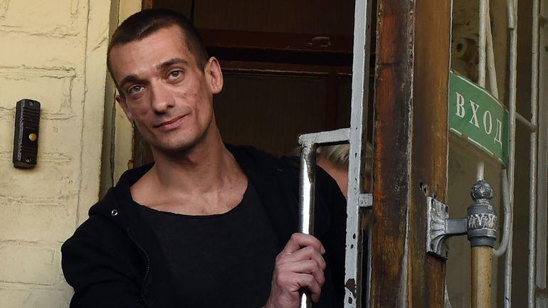Affaire Griveaux: Piotr Pavlenski et sa compagne inculpés et remis en liberté