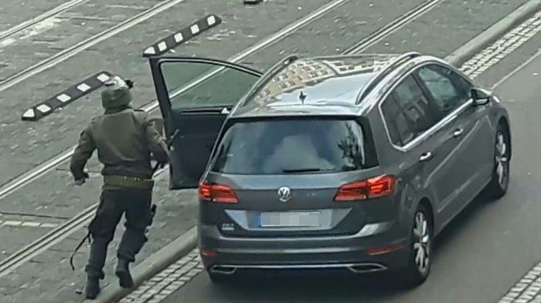 Allemagne: le tireur de Halle, un solitaire amer et obsédé par l'internet