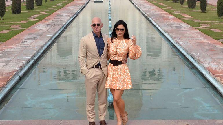 Coronavirus : Jeff Bezos, l'homme le plus riche du monde profite du record de l'action Amazon