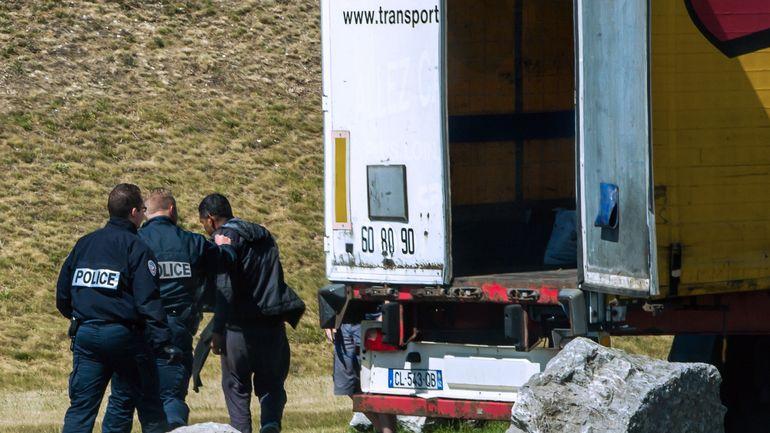 Les 39 migrants retrouvés morts dans un camion au Royaume-Uni sont vietnamiens
