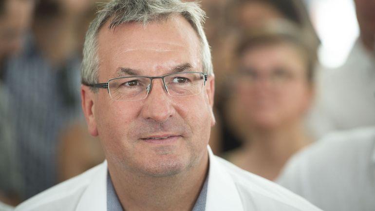 Pierre-Yves Jeholet sera le prochain ministre-président de la fédération Wallonie-Bruxelles