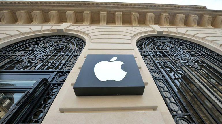 La France met Apple à l'amende pour avoir caché que ses anciens iPhones étaient bridés