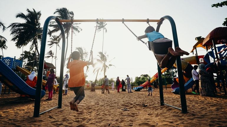 Coronavirus en Belgique: les plaines de jeux à nouveau accessibles aux enfants jusqu'à 12 ans