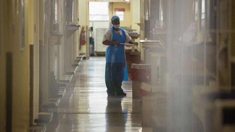 Coronavirus en Afrique du Sud : 24.000 membres du personnel de santé infectés par le Covid-19, 181 morts