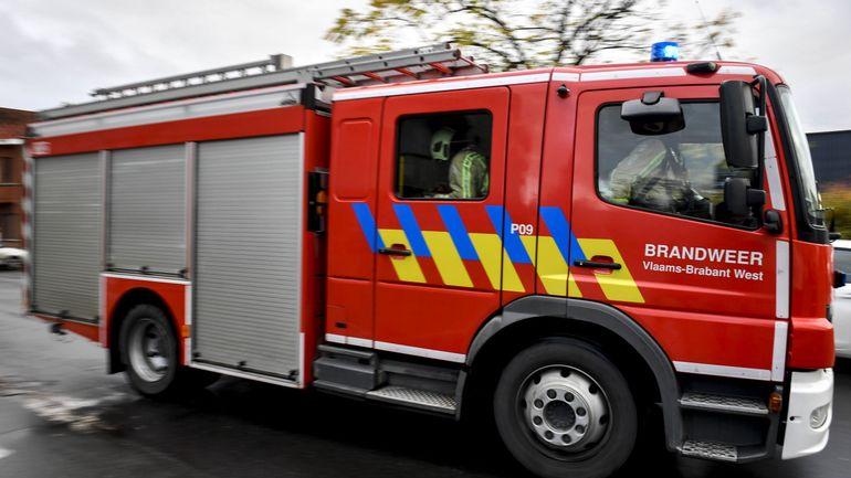 Incendie à Koekelberg: les quelque 100 personnes évacuées peuvent regagner leurs logements