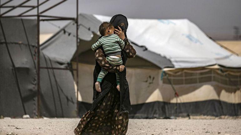 Appel au rapatriement des 41 enfants belges localisés en Syrie
