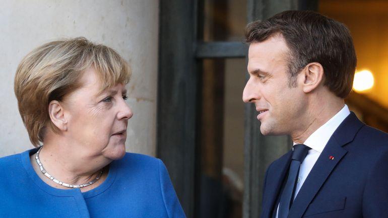 """Défense européenne: les """"intentions"""" françaises passées au crible par l'Allemagne"""