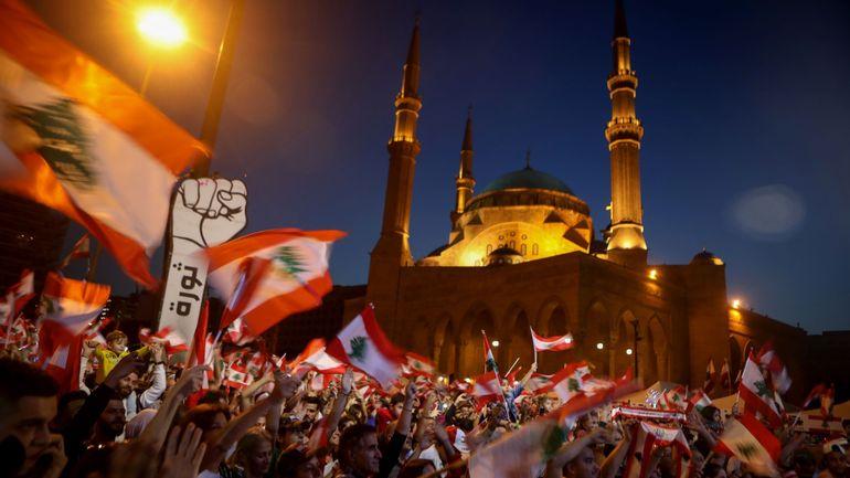 Le Liban entre dans son deuxième mois de contestation populaire