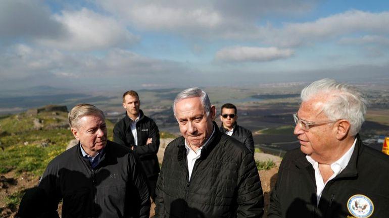 Golan: Donald Trump va signer la reconnaissance de la souveraineté israélienne sur le Golan, selon Israël
