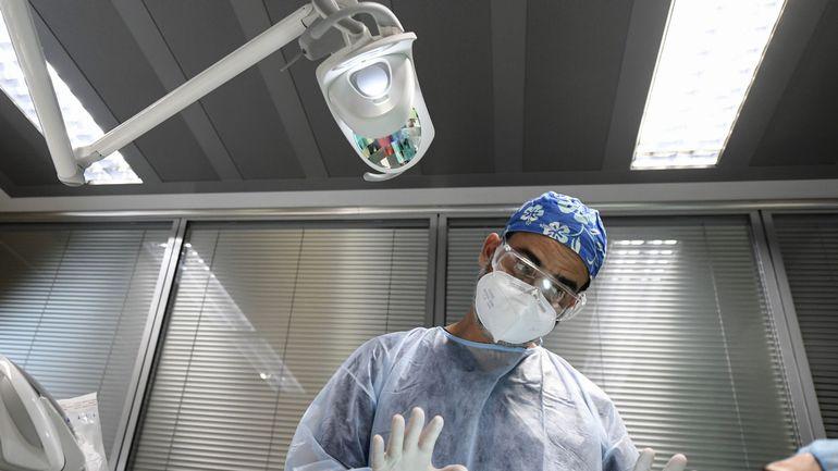 Coronavirus : 25 à 50 % de patients en moins se sont rendus chez les dentistes