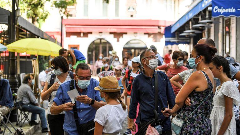 Coronavirus en France : la résurgence se confirme, le pays compte 4500 nouveaux cas en 24h