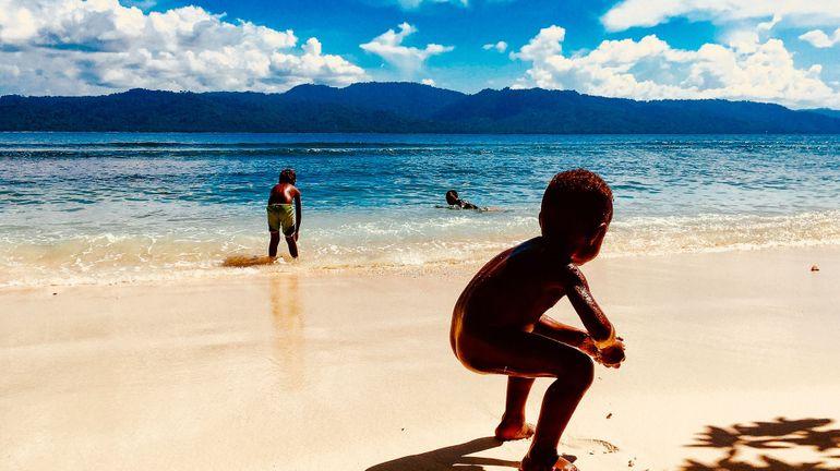 Papouasie-Nouvelle-Guinée : la famille Crusoé de Yuo Island