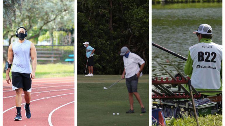 Pêche, escalade, tennis: que peut-on à nouveau faire comme sport, et sous quelles conditions?
