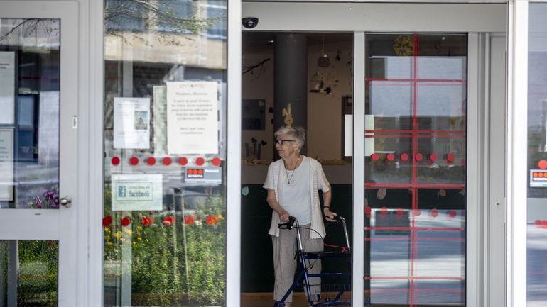 Coronavirus en Belgique : des milliers de masques sous clé dans les maisons de repos flamandes