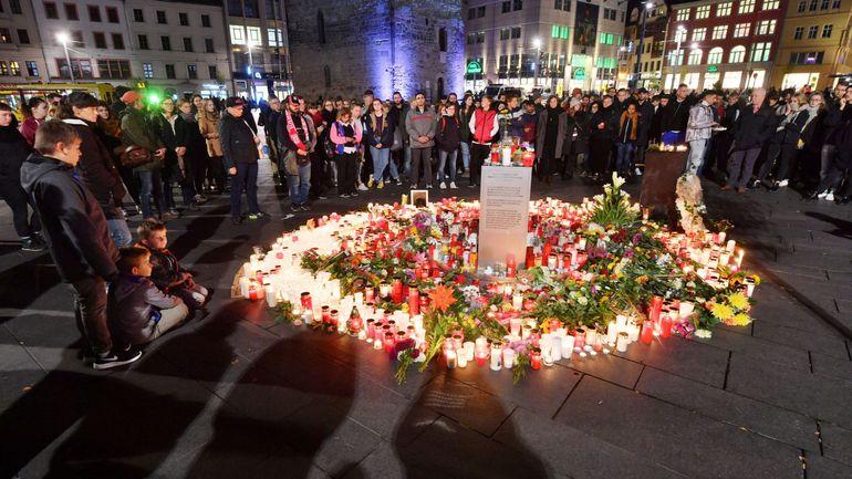 Fusillade en Allemagne: le tueur présumé a avoué la motivation antisémite de l'attaque de Halle