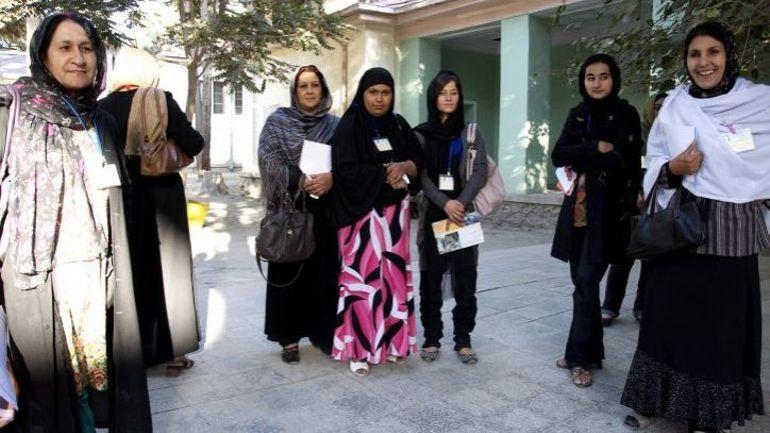 Elections en Afghanistan: le choix des femmes