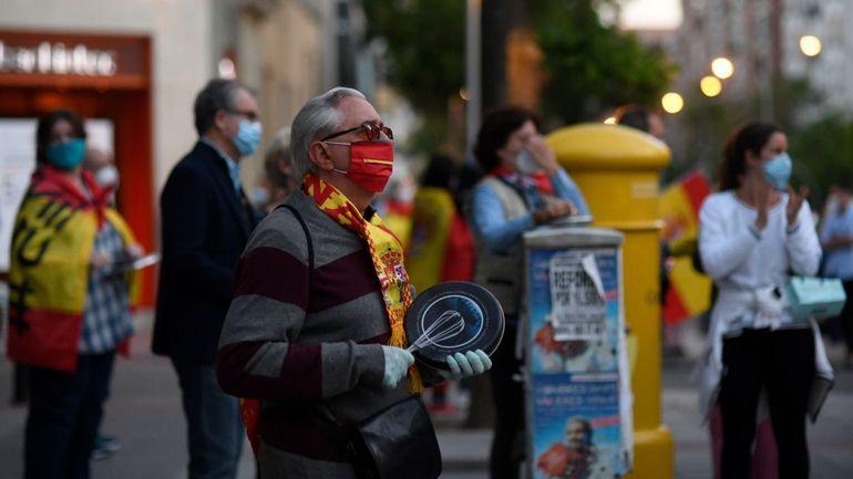 Coronavirus : le déconfinement s'accentue en Espagne et en Angleterre