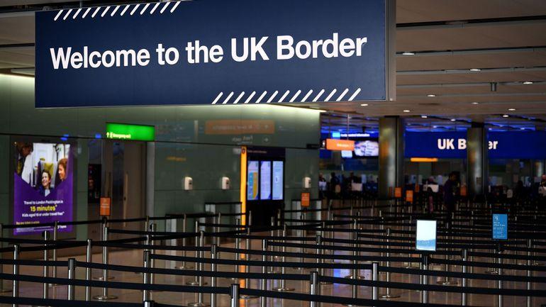 Coronavirus: vous comptez vous rendre au Royaume-Uni? Voici les conditions à respecter pendant la quarantaine obligatoire de 14 jours