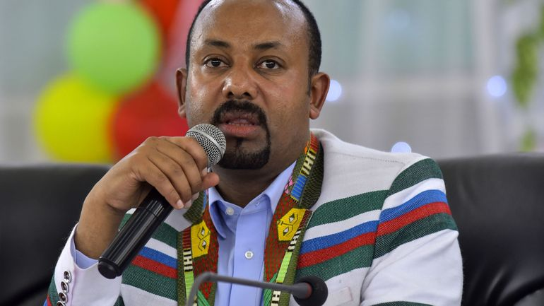 Le Nobel de la paix attribué au Premier ministre éthiopien Abiy Ahmed