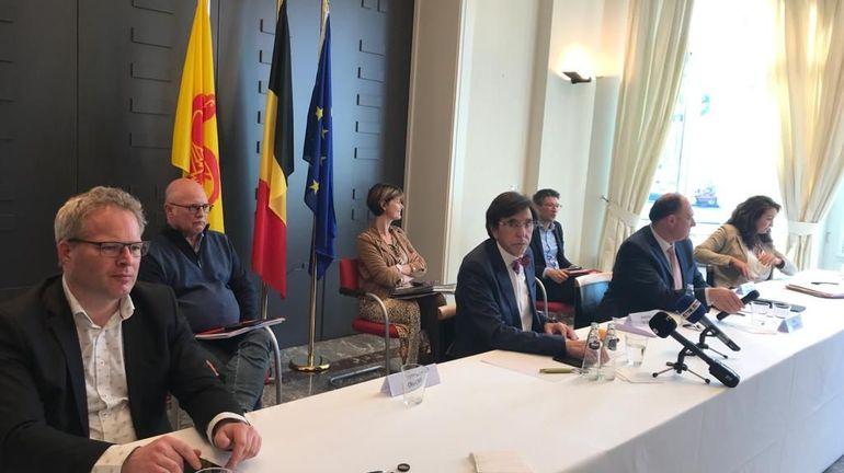 La Wallonie prend de nouvelles mesures et débloque 350millions d'euros d'aides