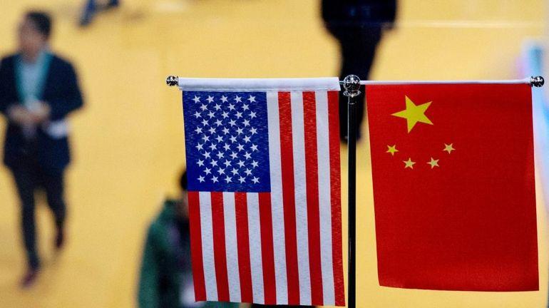 """Droits de douane des USA : la Chine dénonce un """"harcèlement"""""""