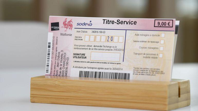 En Wallonie, les parents pourraient bientôt payer la garde de leurs enfants avec des titres-services