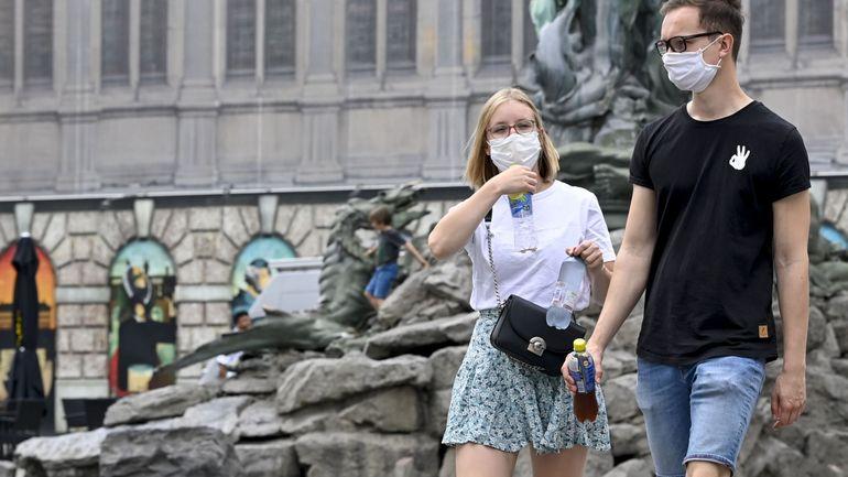 Coronavirus en Belgique: 9% des Belges n'auraient pas respecté leur bulle de 15 personnes