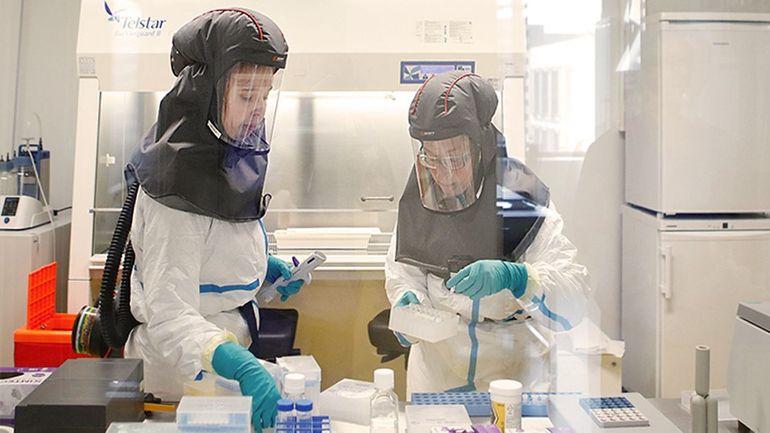 Quelque 4.000 volontaires pour tester un vaccin contre le coronavirus en Allemagne